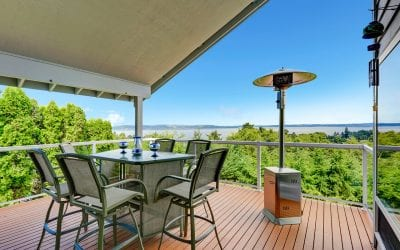 How to Warm Up Outdoor Living Spaces